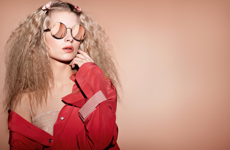 Chanel Spring 2017 eyewear Fashionela