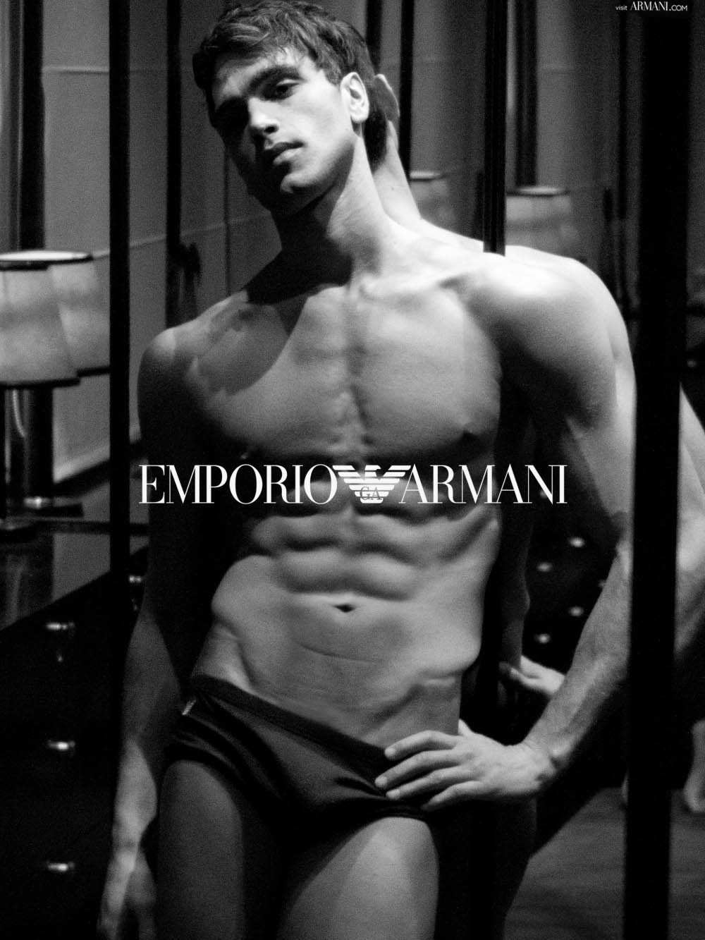 EMPORIO_ARMANI_SS15_SENSUAL_COLLECTION_FABIO_MANCINI
