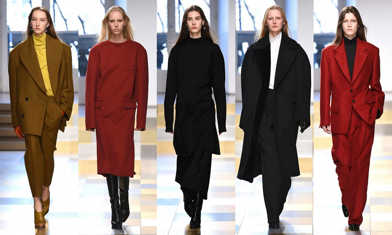 Jil Sander Fall 2017 Fashionela