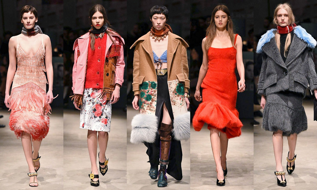 Prada Fall 2017 Fashionela