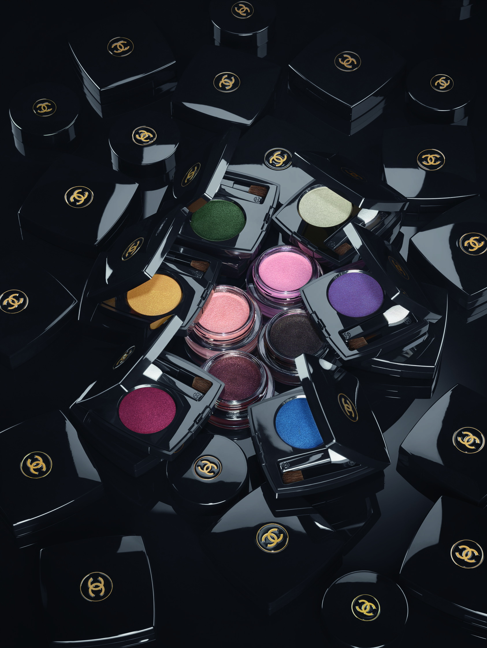 Chanel Eyes Collection 2017 Fashionela