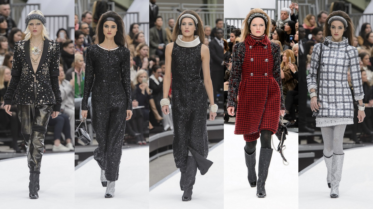 Chanel Fall 2017 Fashionela