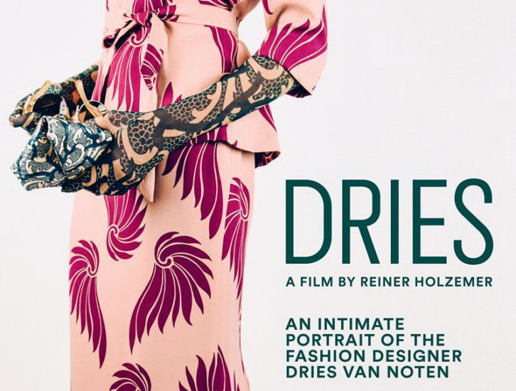 Dries documentary fashionela