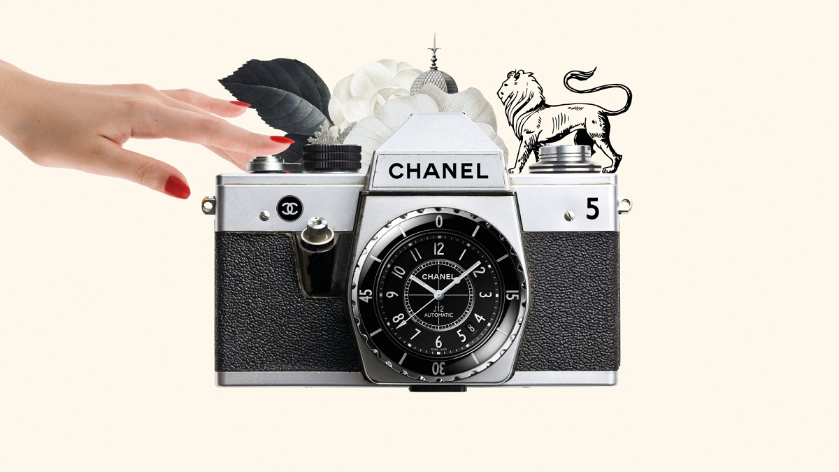 The Time of Chanel Fashionela