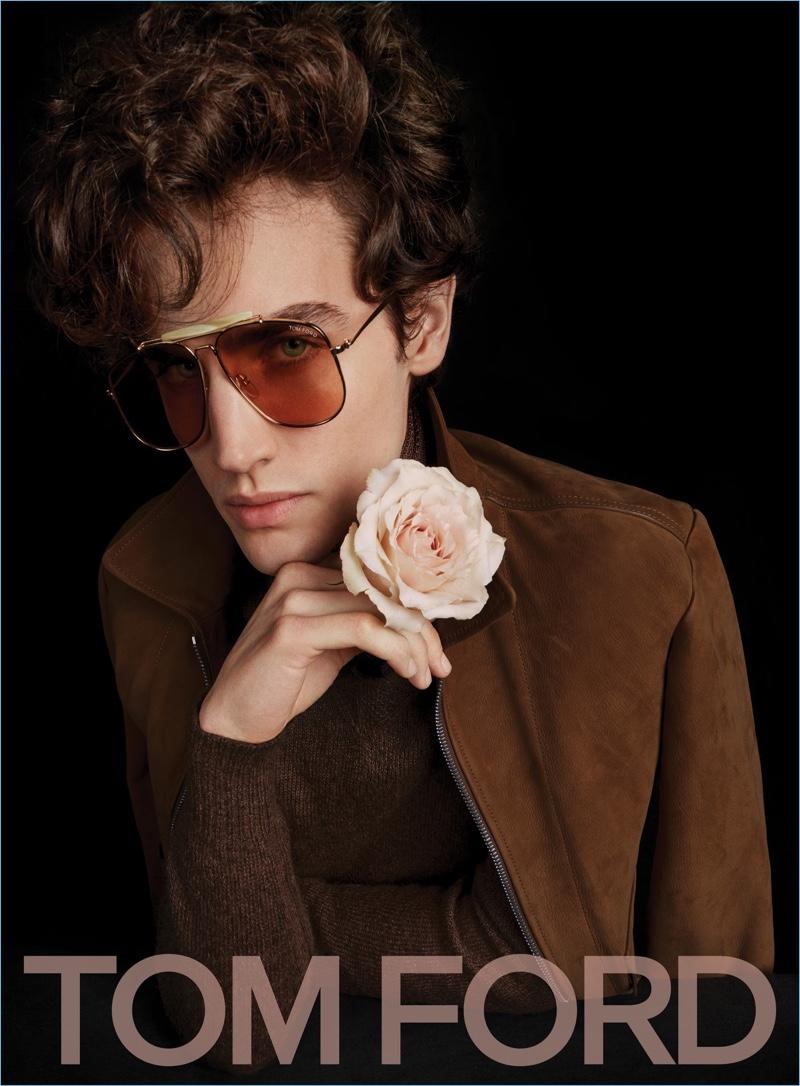Tom Ford Spring 2017 Campaign Fashionela