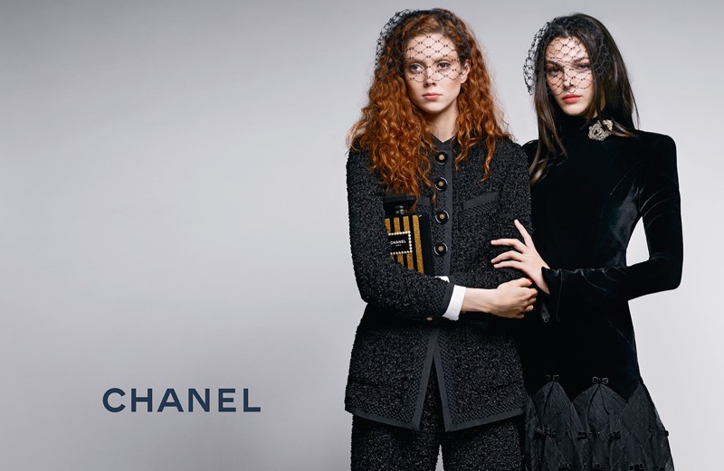 Chanel Pre Fall 2017 Fashionela