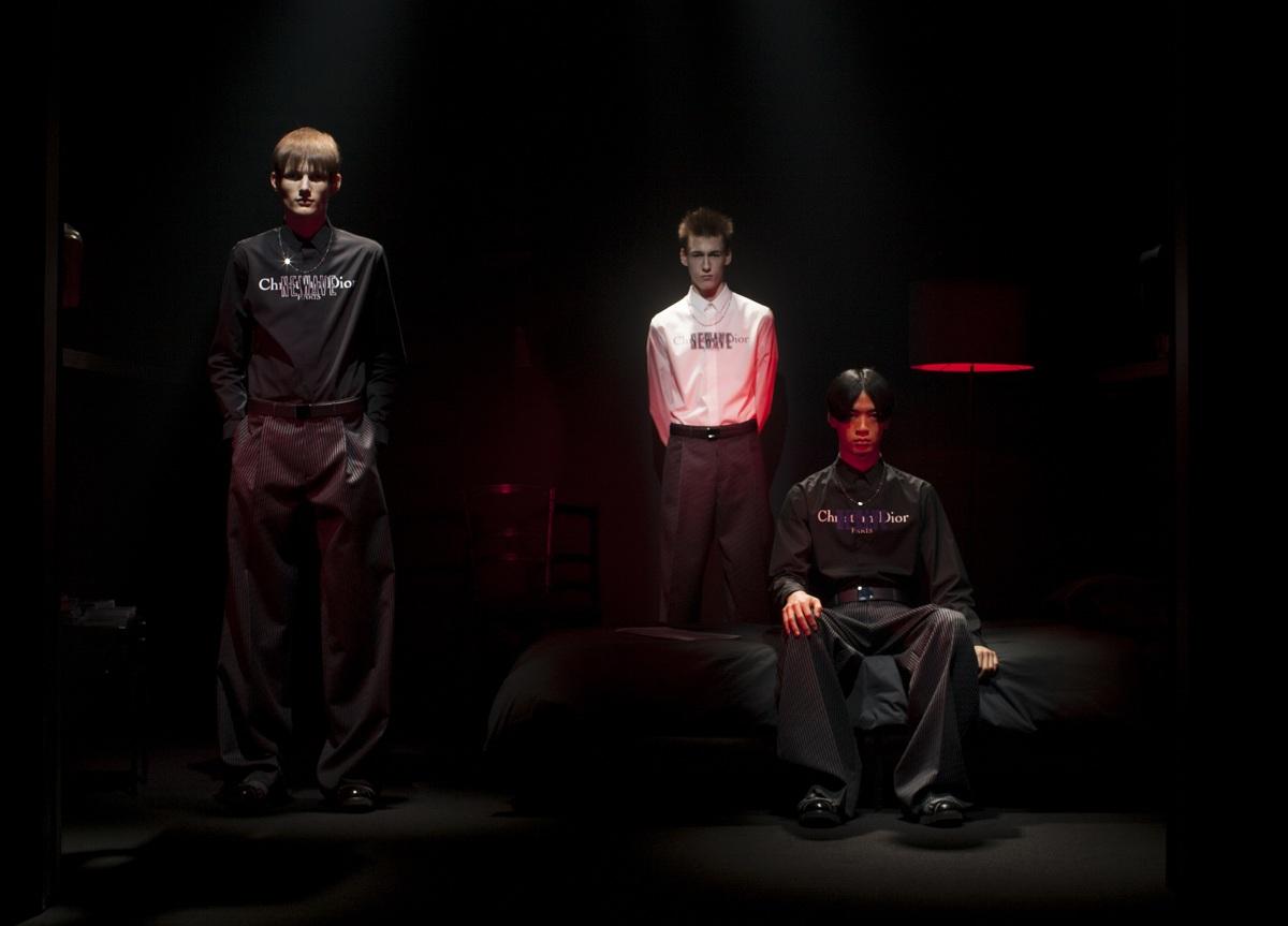 Dior Homme Fall 2017 Tokyo Fashionela