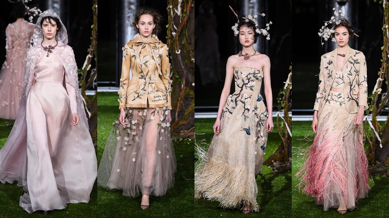 Dior Tokyo Haute Couture SS17 Fashionela