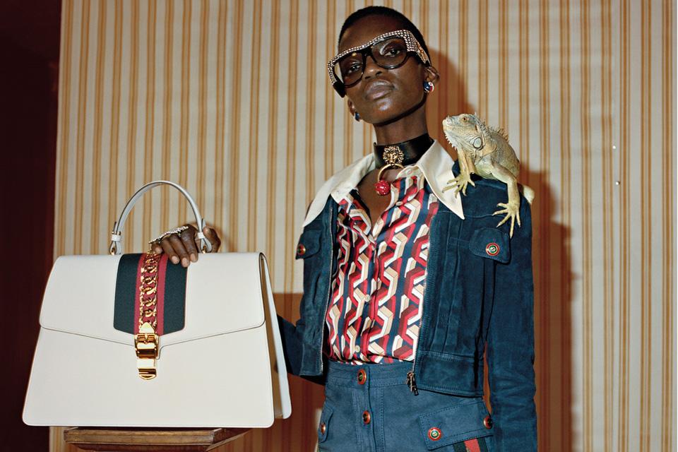Gucci Pre Fall 2017 Campaign Fashionela
