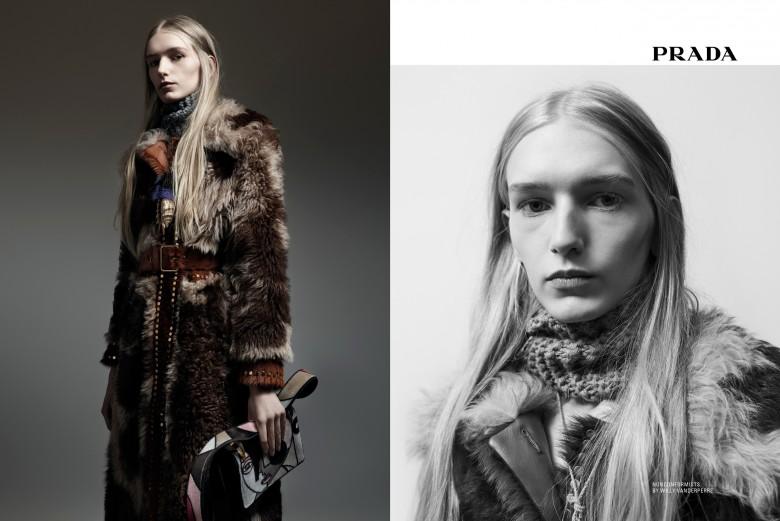 Prada 2017 Nonconformists Fall Winter Fashionela