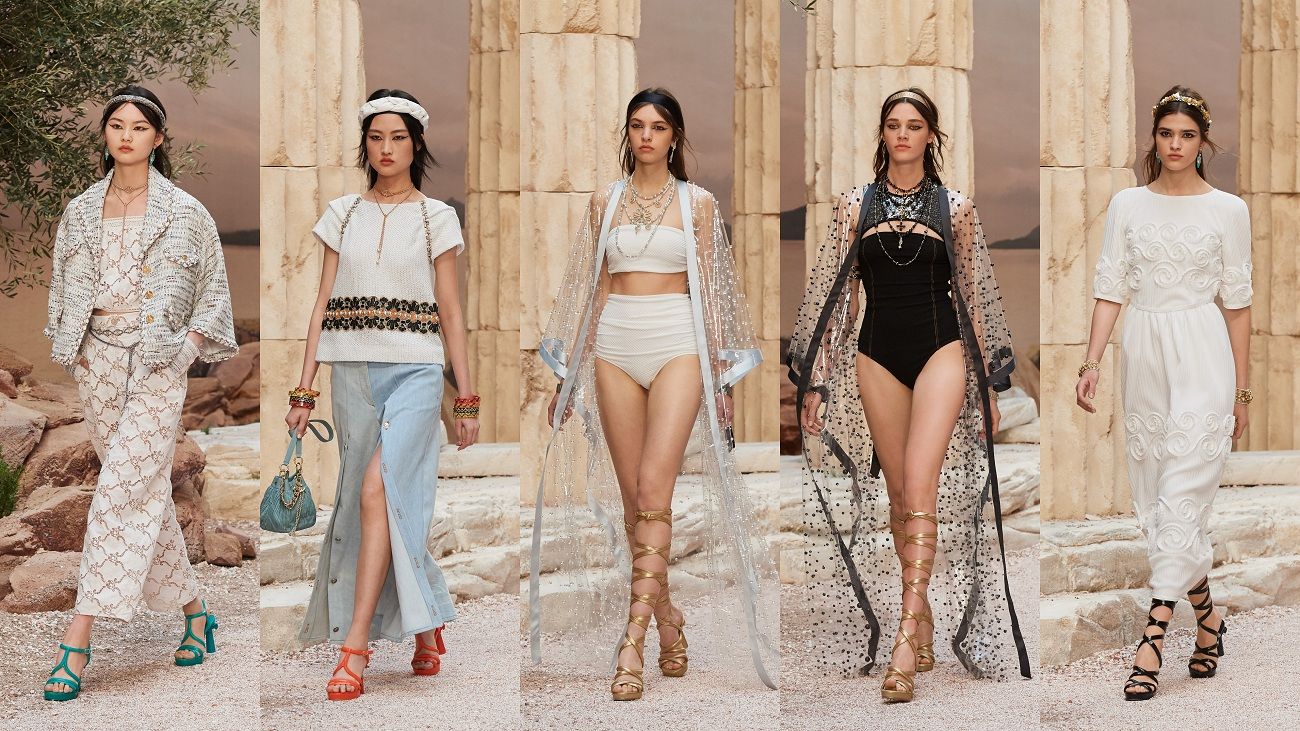 Chanel Cruise 2018 Fashionela