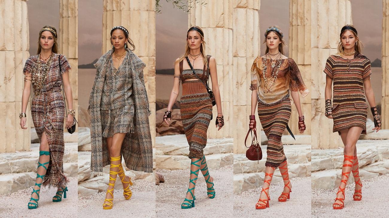 Chanel Cruise 2018 Fashionela