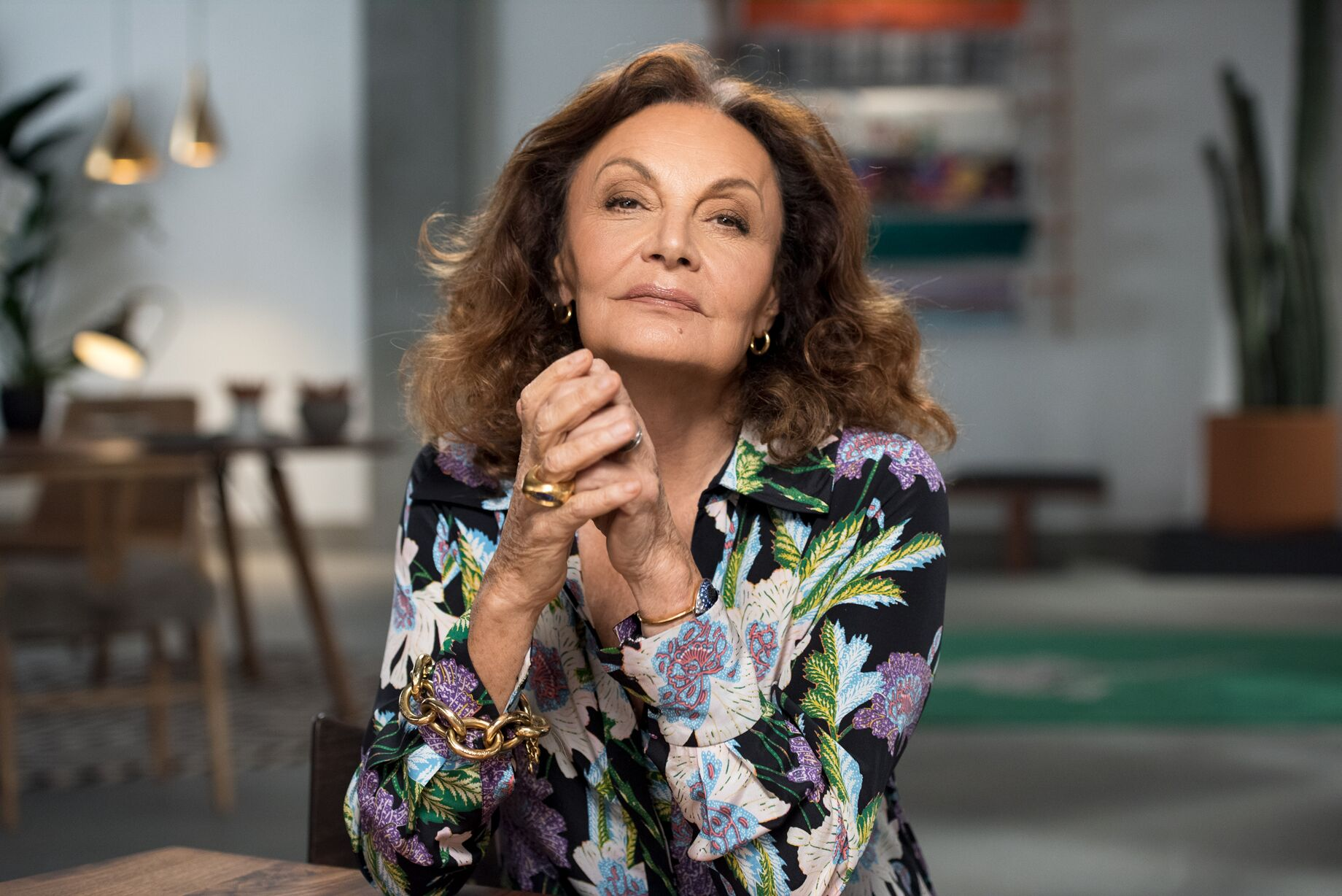 learn how to build a fashion brand from diane von furstenbergfashionela. Black Bedroom Furniture Sets. Home Design Ideas
