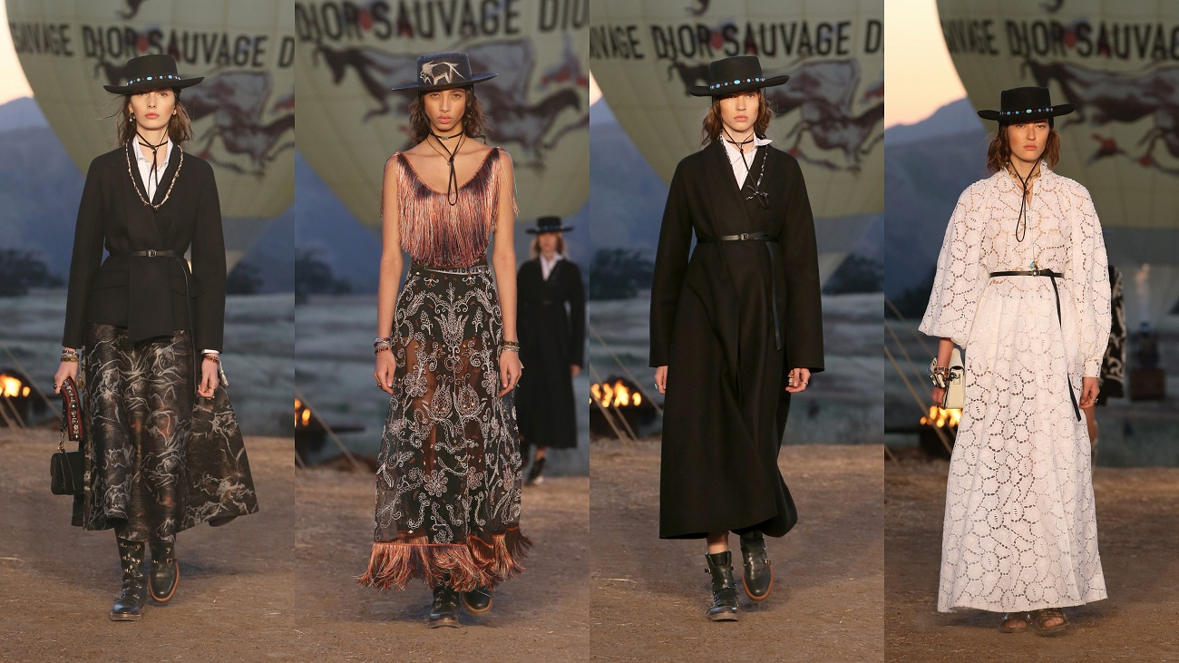 Dior Cruise 2018 Fashionela