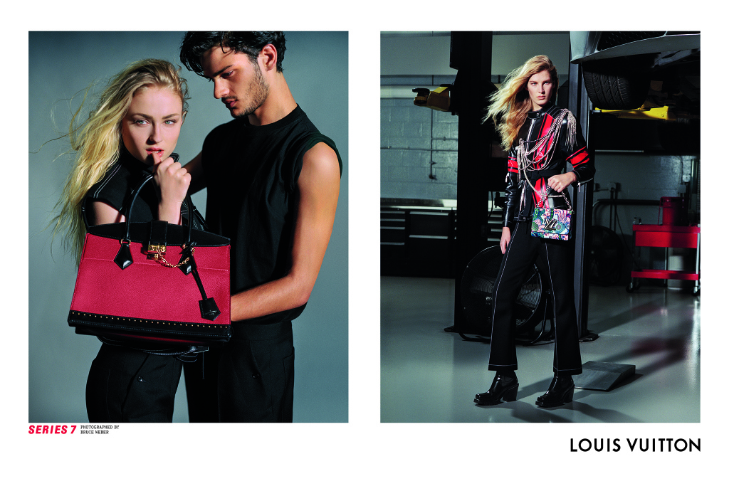 Louis Vuitton Series 7 Campaign