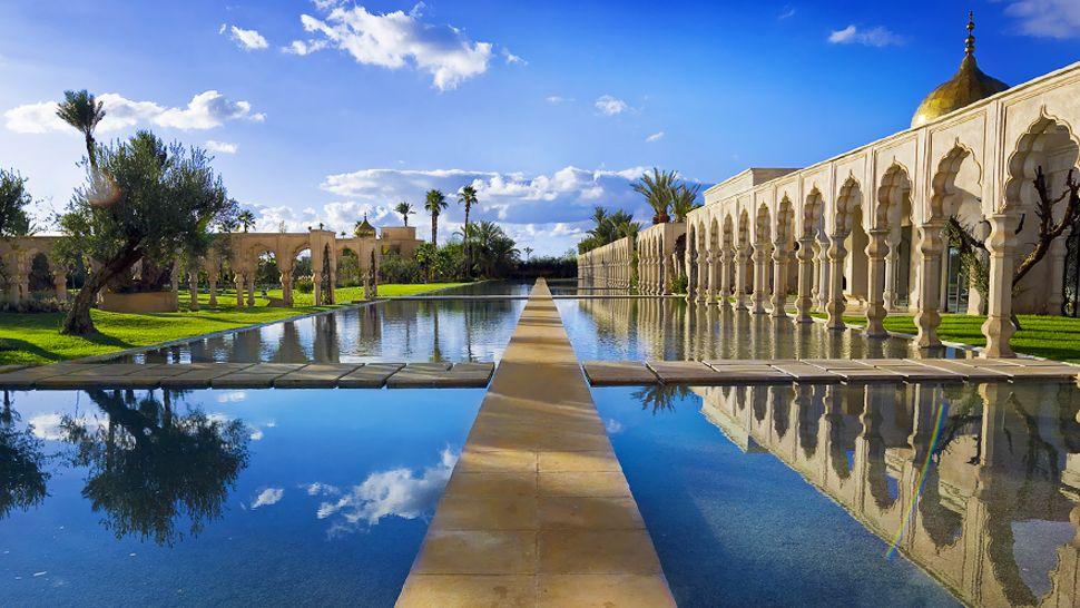 Morocco Luxury Experience Palais Namaskar