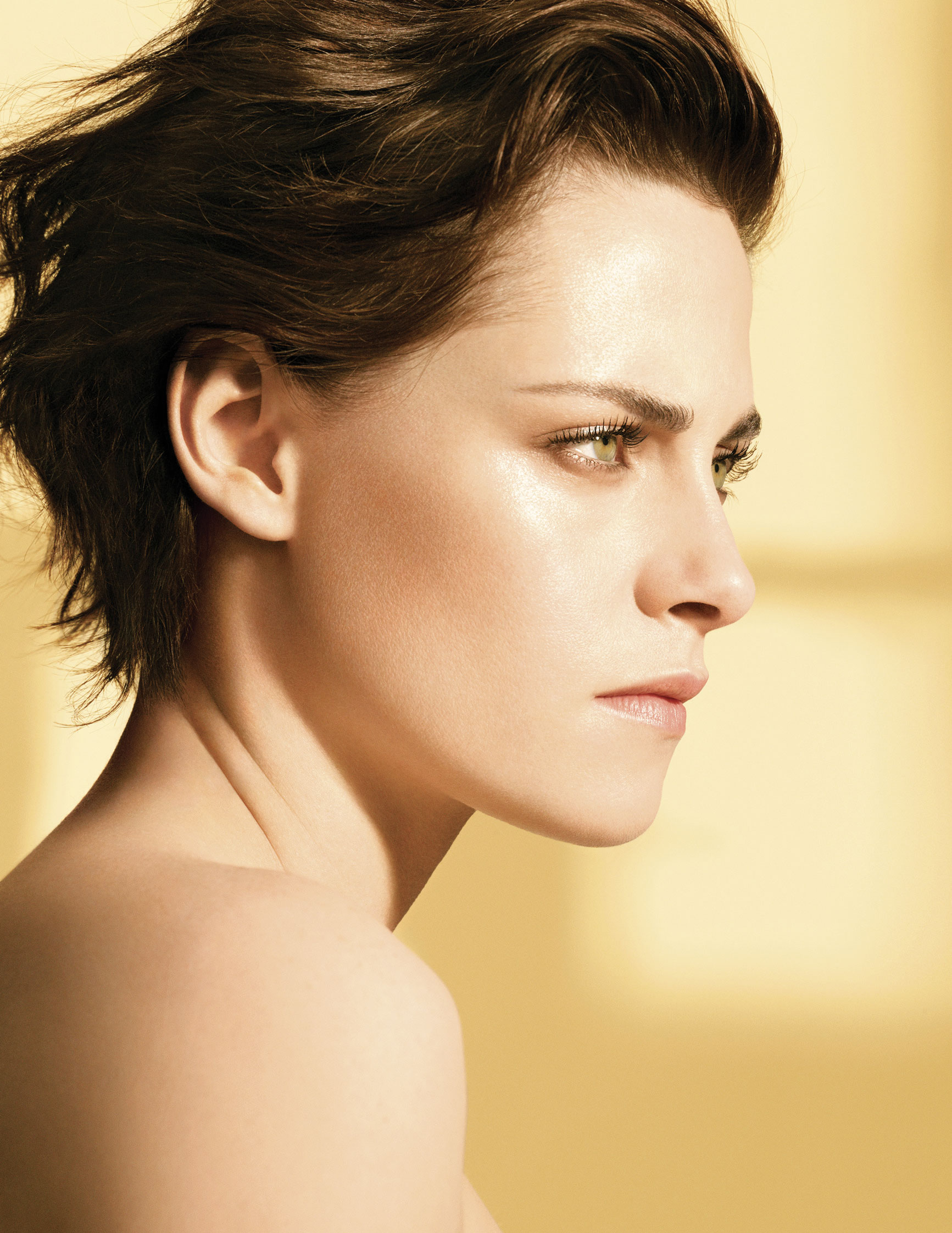 Gabrielle Chanel Fragrance Ad Campaign The New Visual Starring Kristen Stewartfashionela