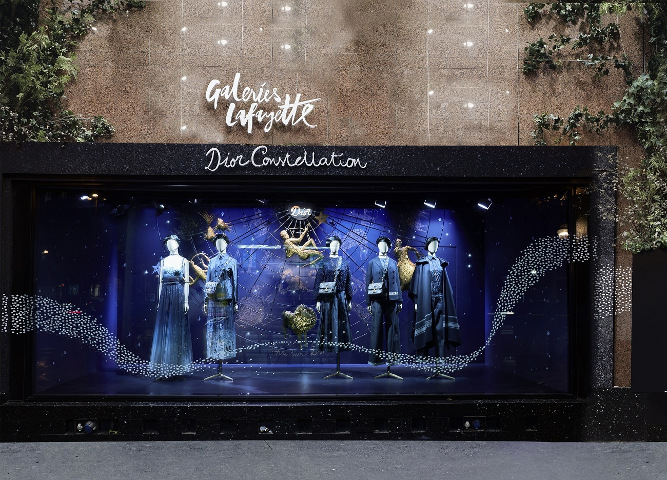 Dior_Galeries Lafayette_Fashionela