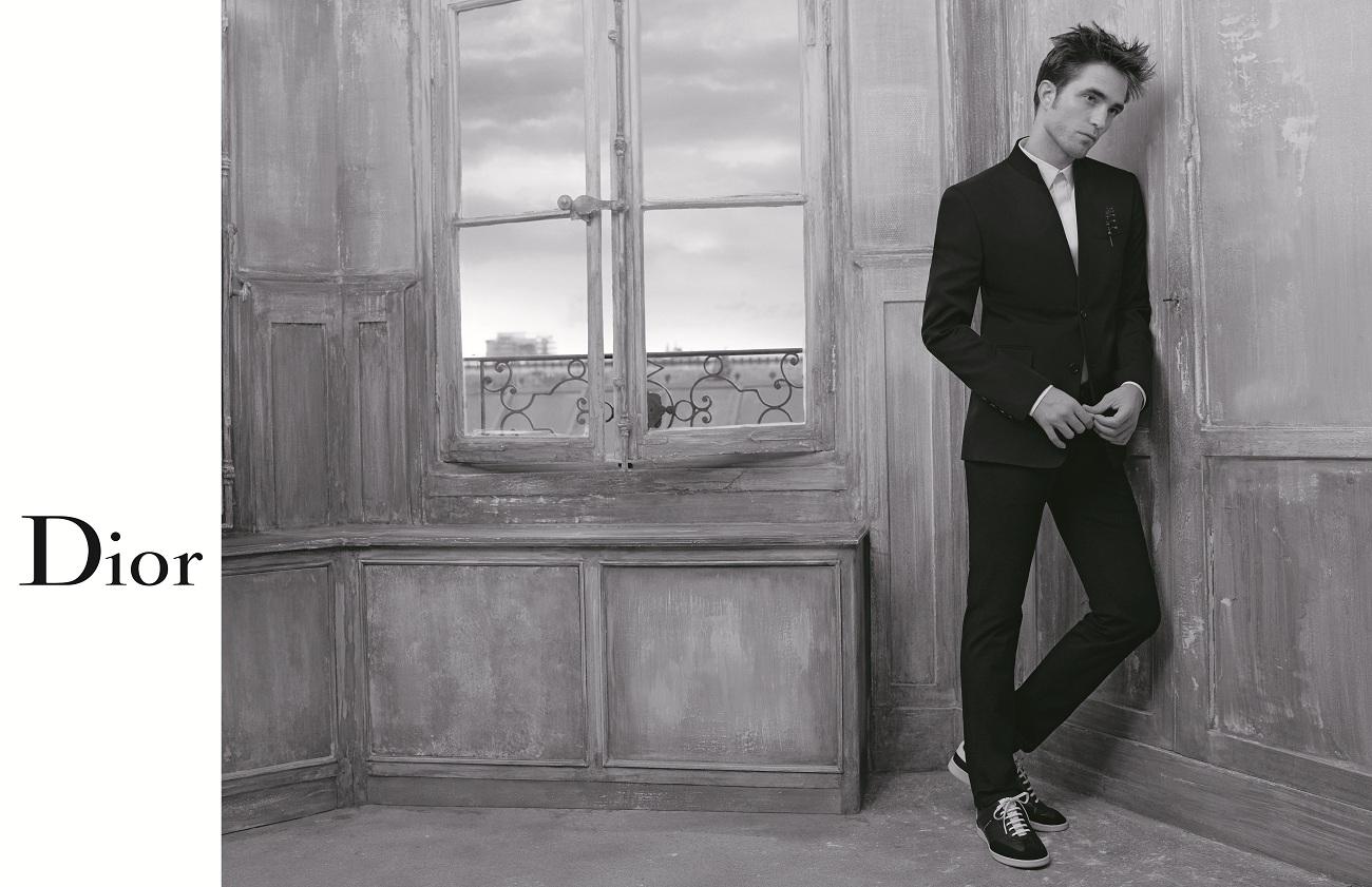 Dior_Homme_Spring_2018_Robert_Pattinson_Fashionela (2)