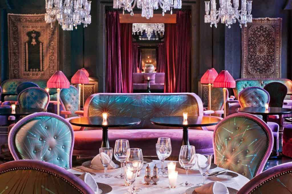 Le Restaurant Selman, Marrakech