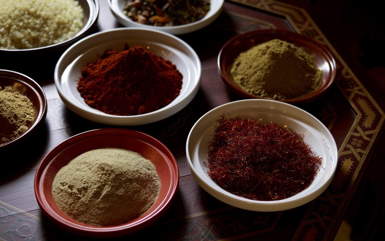 La_Mamounia_Le Marocain_spices