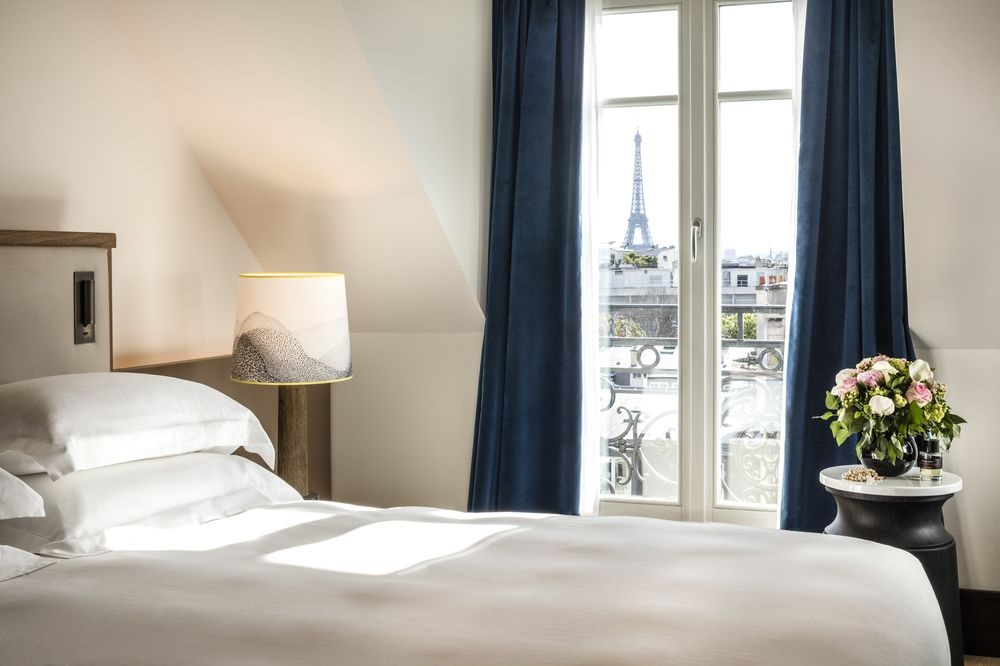 Hyatt Paris Madeleine Eiffel Tower Suite
