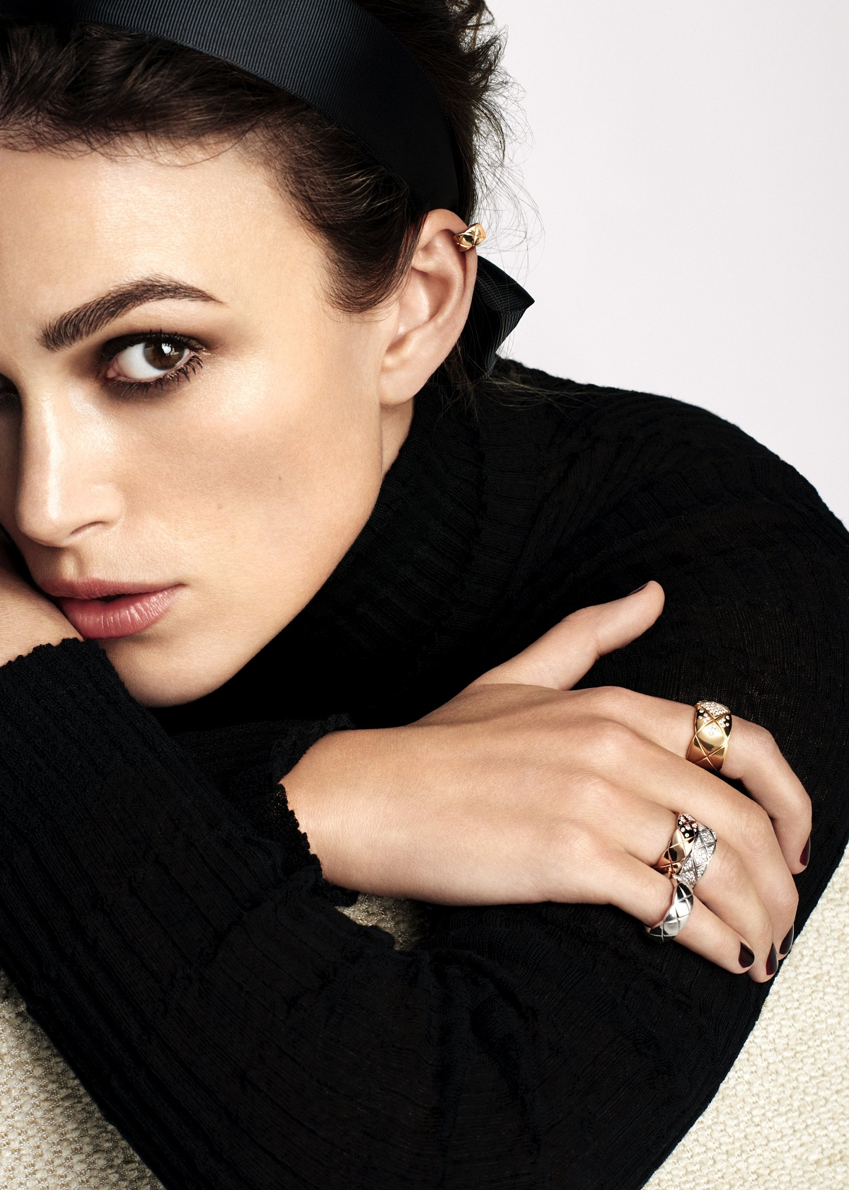 KEIRA KNGHTLEY Chanel COCO CRUSH Fashionela