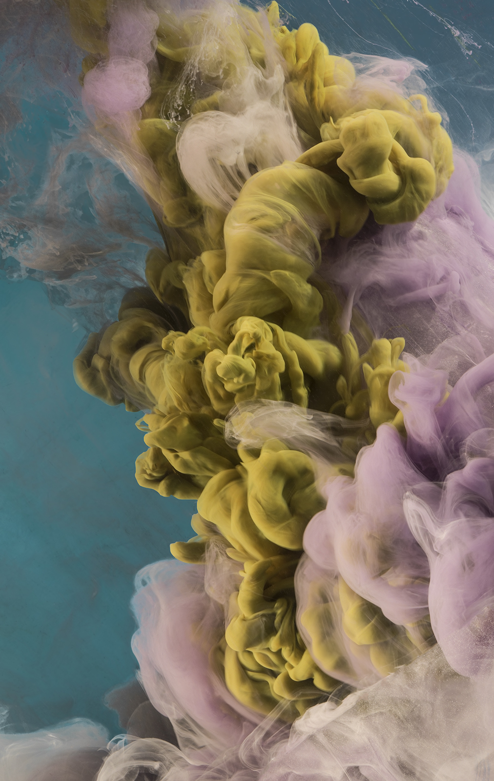 Kim Keever Abstract 32527c