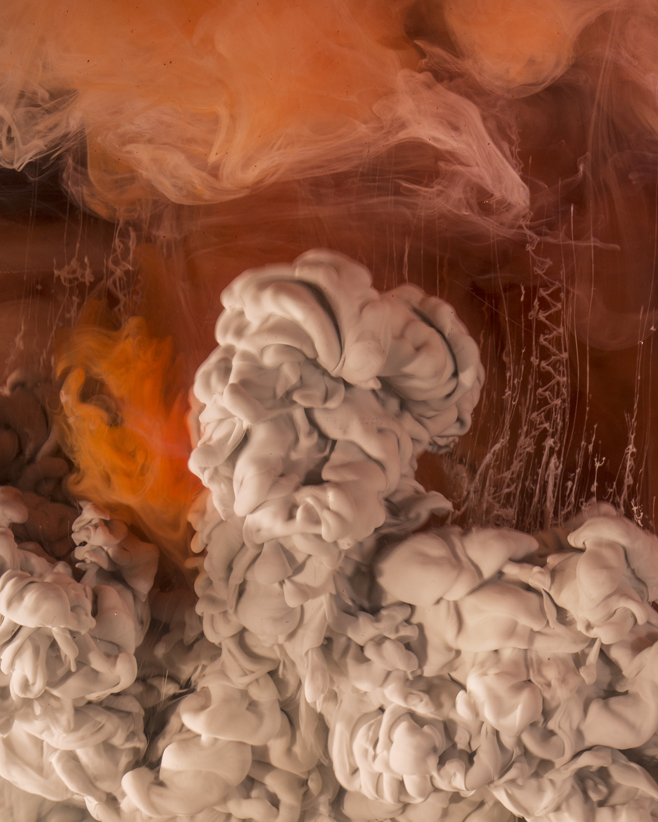 Kim Keever Abstract 33411b