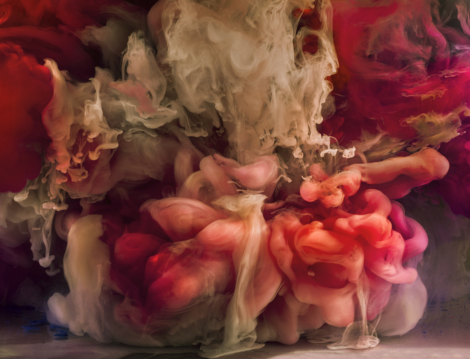 Kim Keever Abstract  4733d