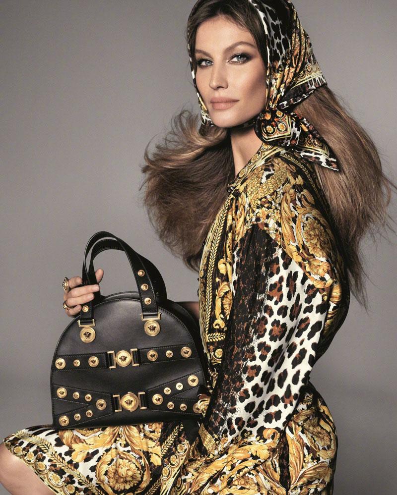 Versace Spring 2018 Fashionela