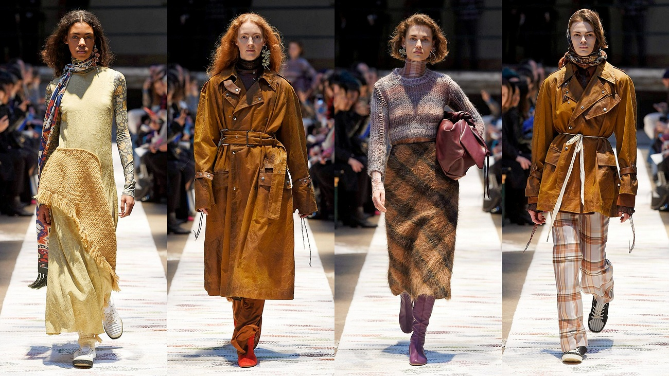 Acne Studios Fall 2018 Fashionela