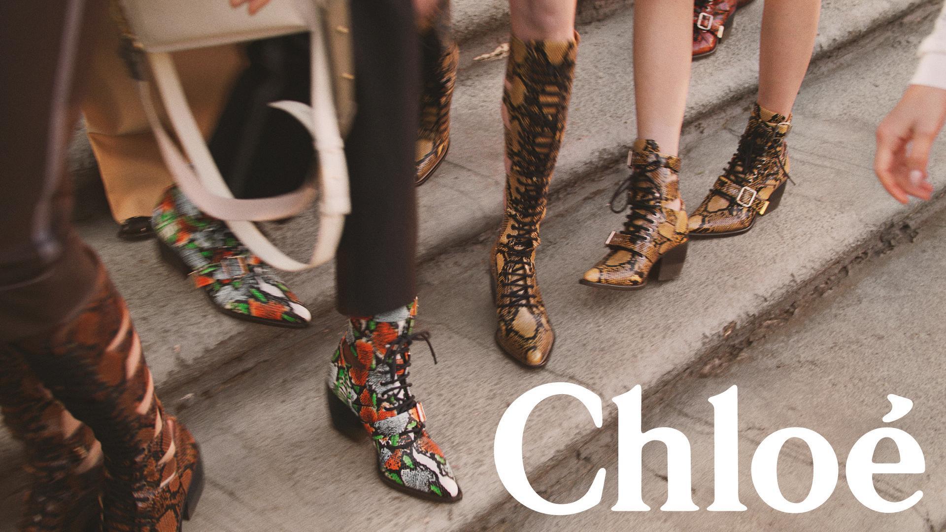 Chloe Spring 2018 Fashionela