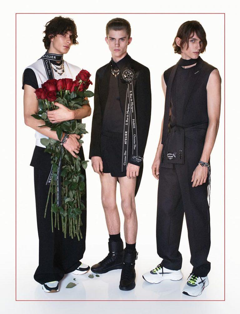 Dior-Homme-Summer-2018-Campaign-Fashionela-6