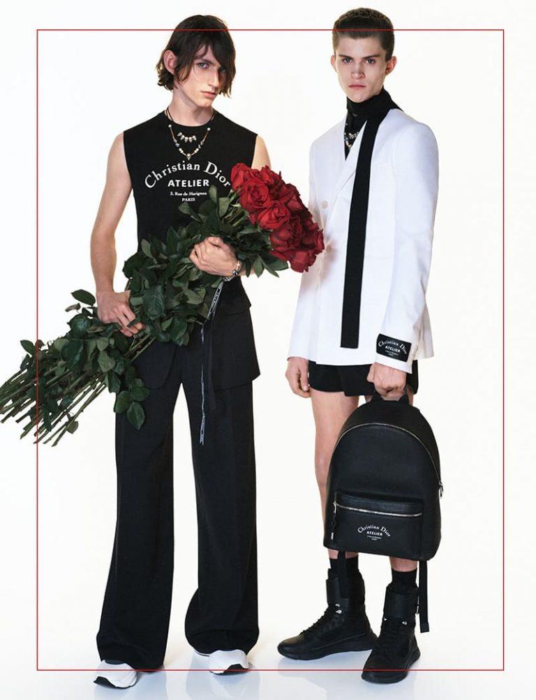 Dior-Homme-Summer-2018-Campaign-Fashionela