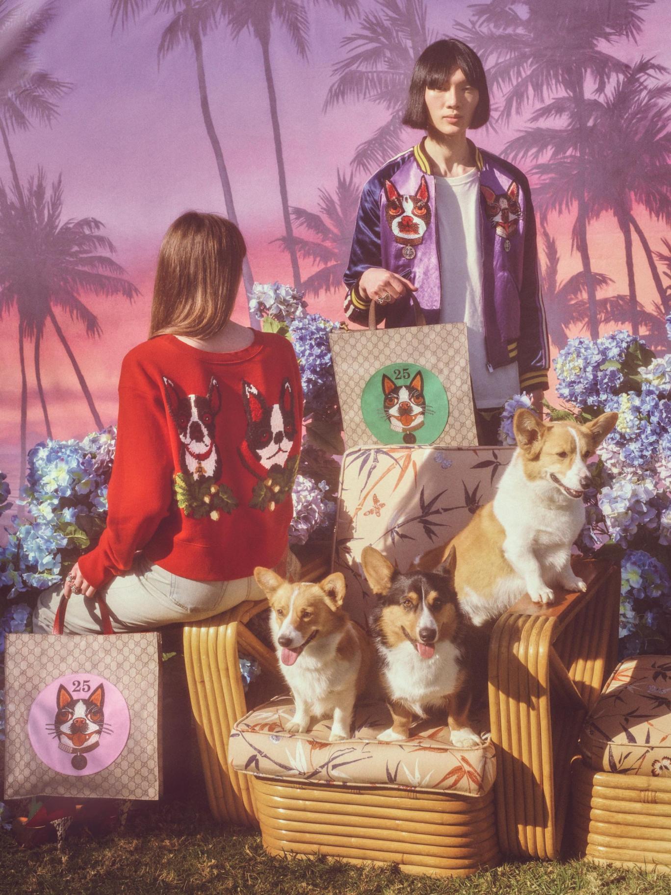 Gucci Capsule 2018 Fashionela