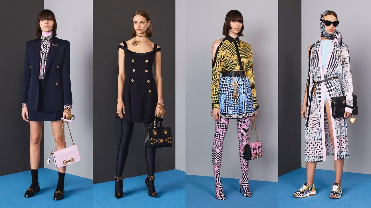 Versace Pre-Fall-2018 Fashionela