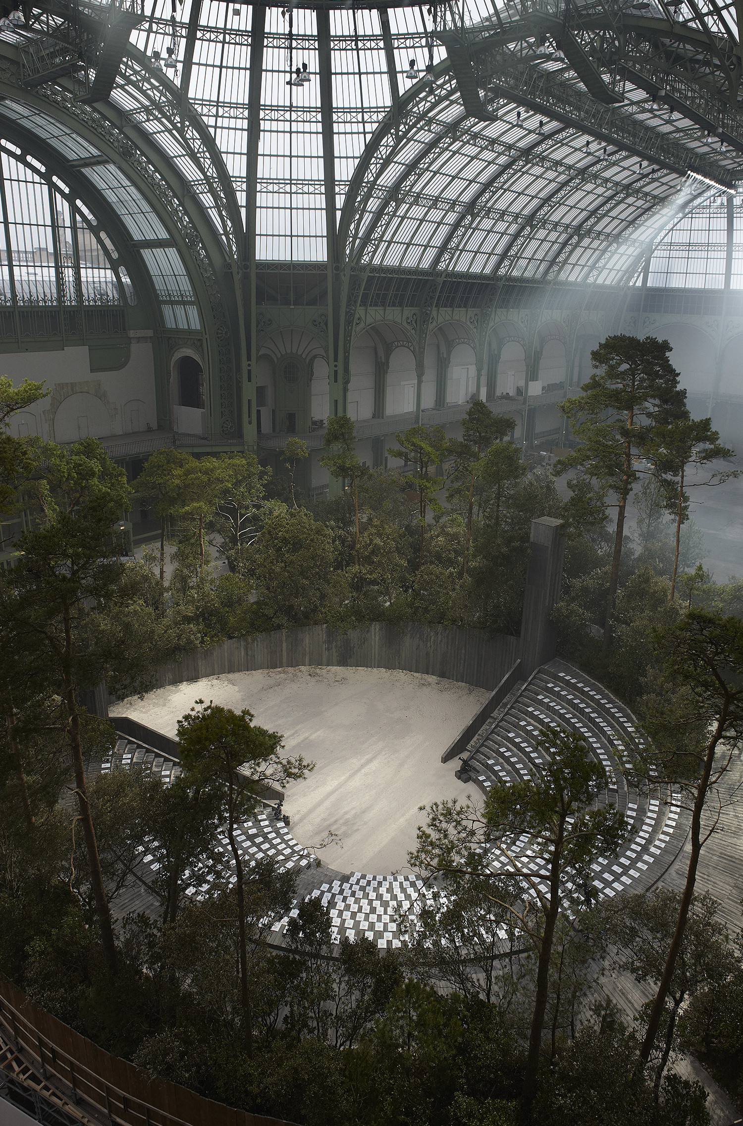 Chanel Grand Palais Fashionela