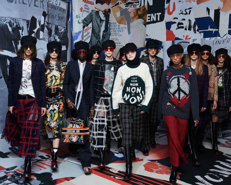 DIOR Autumn-Winter 2018-2019 Fashionela