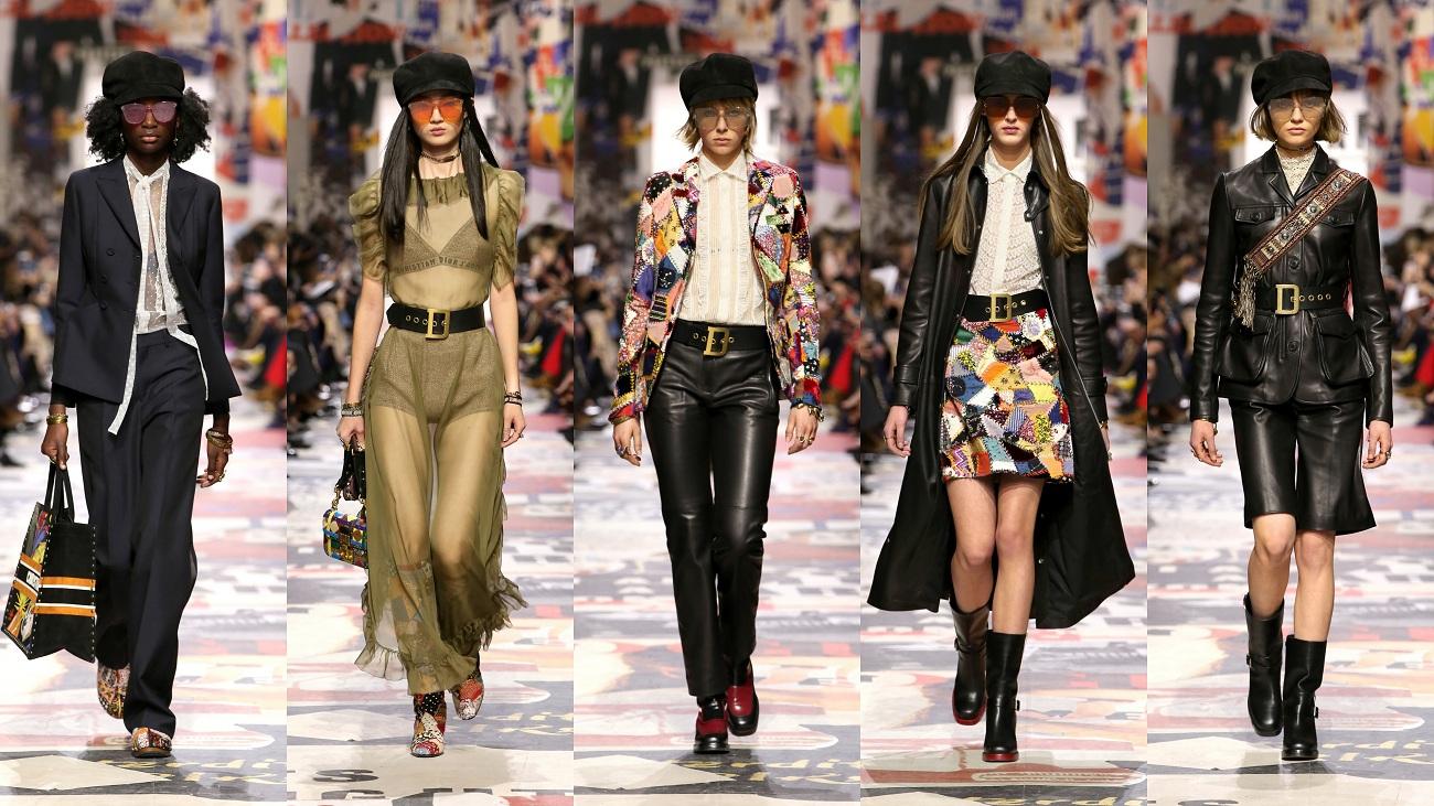 Dior Fall 2018 Fashionela