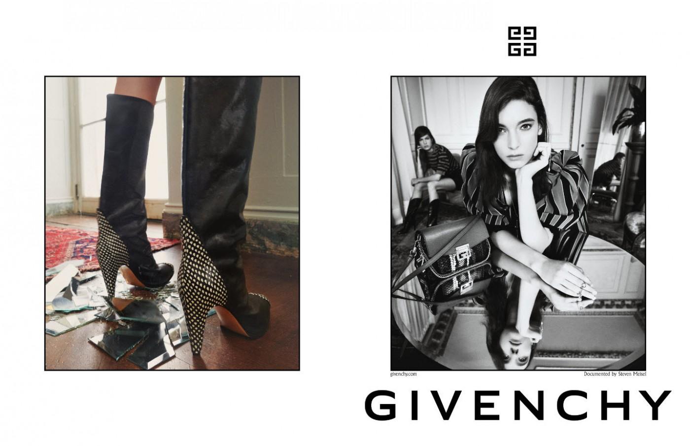 Givenchy SS 2018 Fashionela