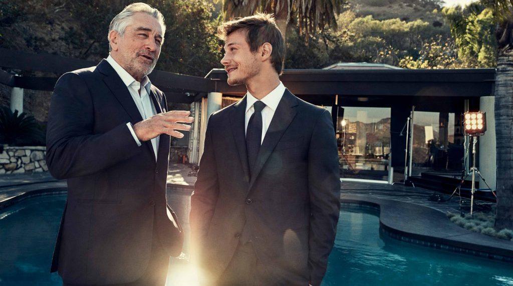 Zegna Spring 2018 Robert De Niro Fashionela