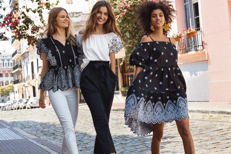HM Spring 2018 Fashionela