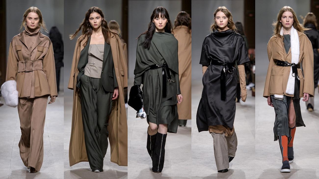 Kristina Fidelskaya Fall 2018 Fashionela