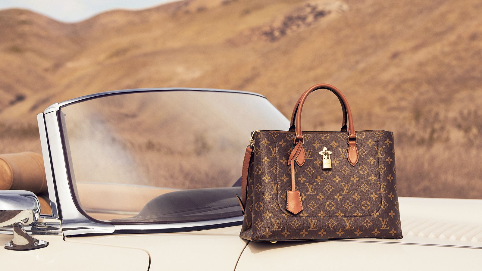 Louis Vuitton Spirit of Travel Fashionela