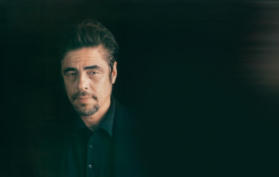 Benicio del Toro Cannes Fashionela