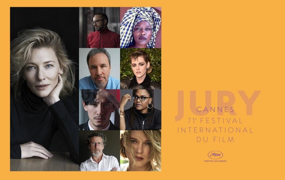 Cannes 2018 jury Fashionela