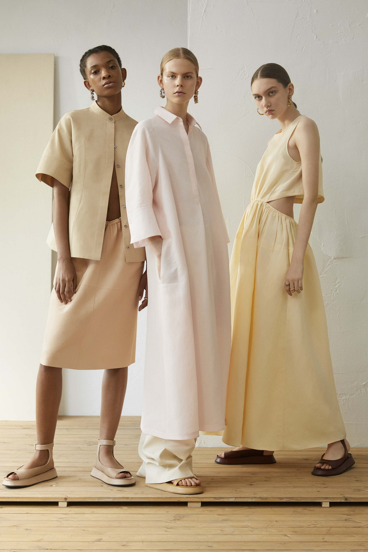 Jil Sander Resort 2019 Fashionela