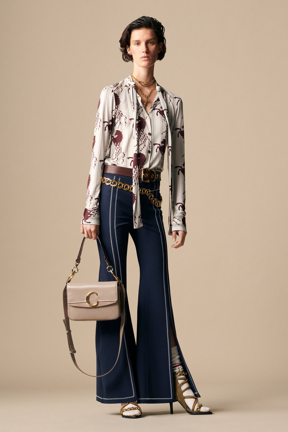 Chloé Resort 2019 Fashionela