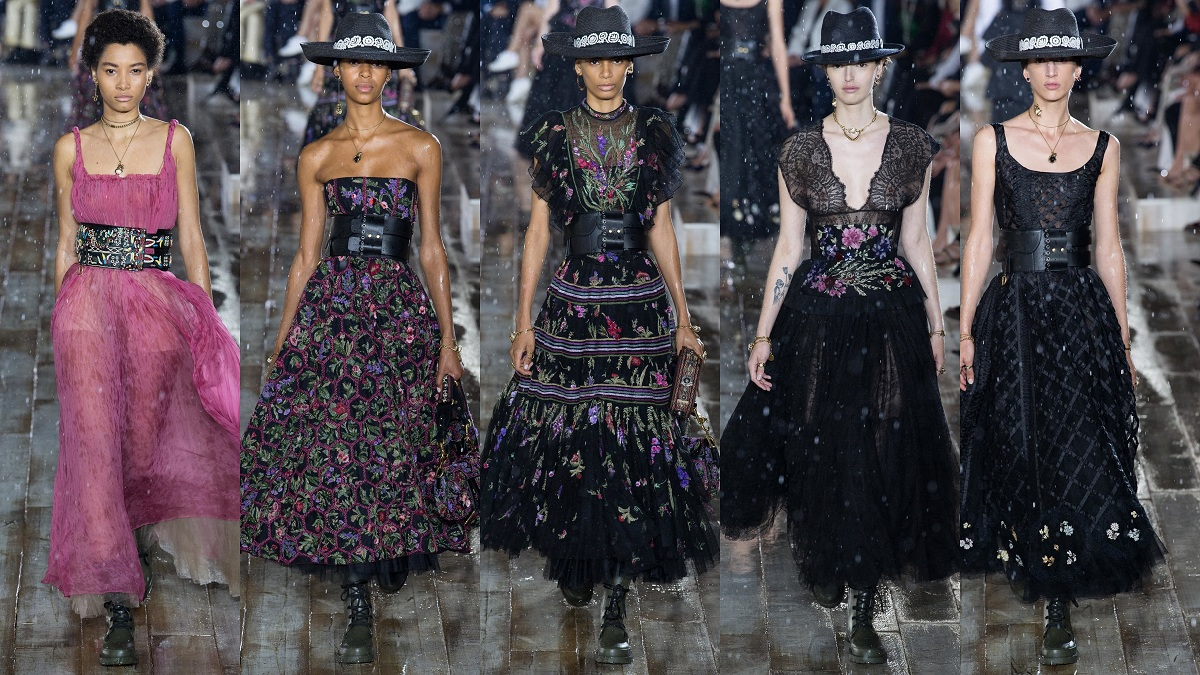 Dior Cruise 2019 Fashionela